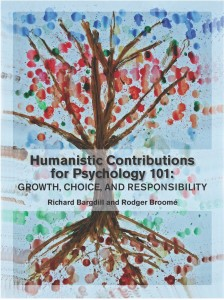 Humanistic Contributions for Psychology 101 Cover
