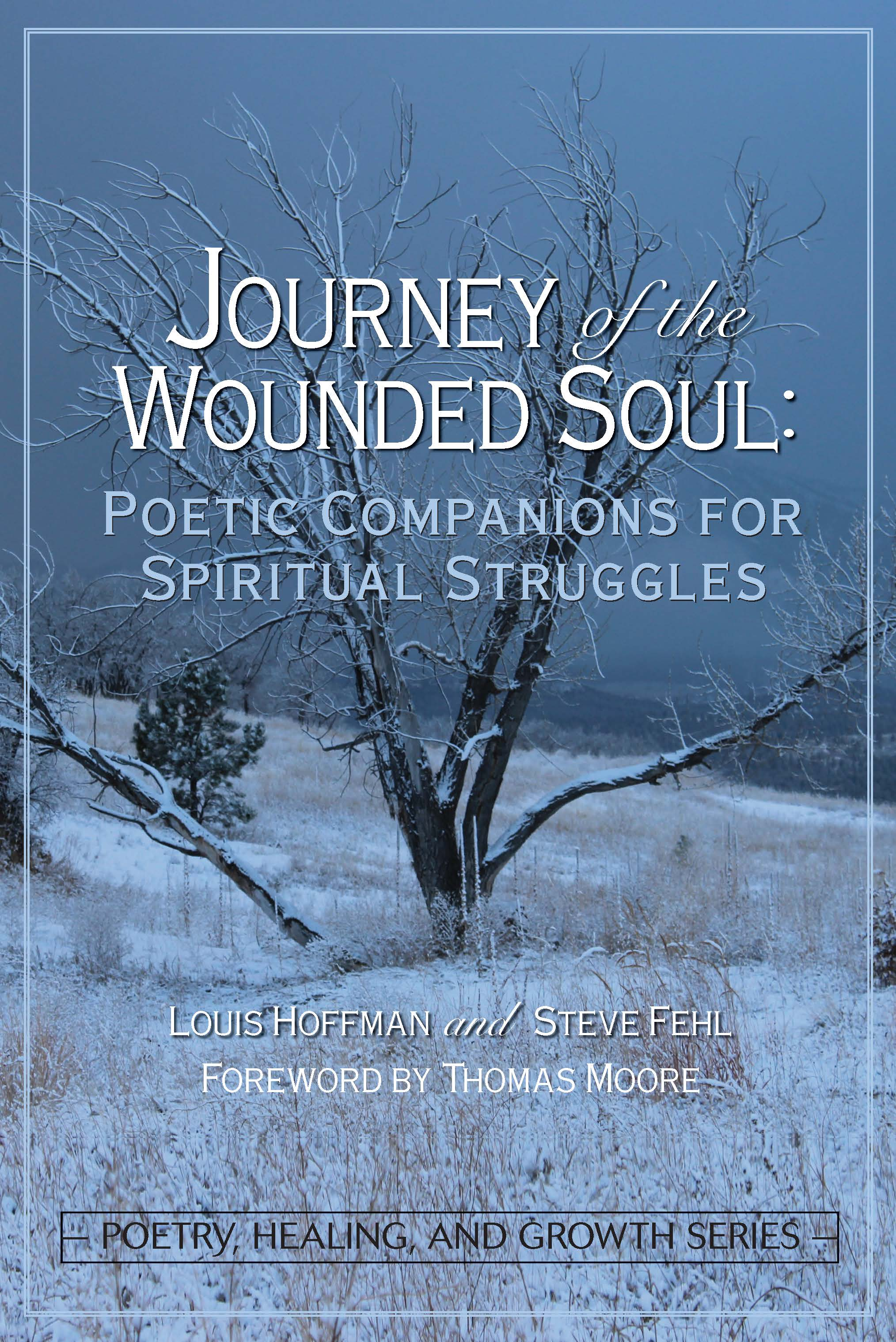 Journey of the Wounded Soul: Poetic Companions for Spiritual Struggles Image